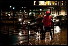 Bordeaux by Night (Maestr!0_0!) Tags: street people urban rain night canon 50mm candid bordeaux pluie rue nuit gens