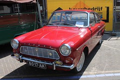 Ford Taunus 12M Coupe P4  02-1966  80-17-AH (harry.pannekoek) Tags: ford taunus coupe p4 12m 021966 8017ah