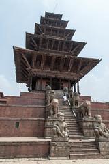 Temple (Mark S Weaver) Tags: kathmandu nepa