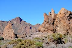 Roques de Garcia (YellowSingle ) Tags: mountain island volcano nikon f tenerife 28 canary garcia teide canadas roques d300 1755mm