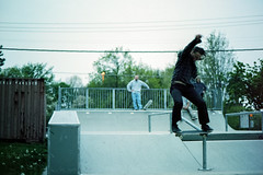 jesse fs tailslide. (Dakota Olsen) Tags: california old trees portrait bw woman white black color cute classic mamiya film beach nature water girl beautiful horizontal sepia analog digital 35mm canon vintage landscape happy 50mm was sand nikon perfect san francisco funny warm natural time ae1 f14 candid gorgeous smoke memories fine grain adorable maryland australia melbourne nostalgia skate memory skateboard nostalgic medium format dreamy always aged trick moment lovely lucid dakota tone vapor olsen thee fg c330 wising vape d700