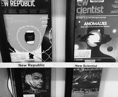 News (Tyler Merbler) Tags: new newyork magazine newyorker cover trump newscientist jamesfranco 2016 anomalies newrepublic infowars donaldjtrump