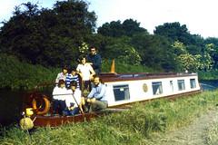 Slide 061-47 (Steve Guess) Tags: holiday river pegasus union group grand narrowboat barrow soar