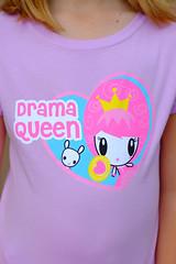 """Drama Queen Lolligag"" Shirt (Lolligag World) Tags: cute tshirt queen kawaii tees lolligag vivelalolligag"