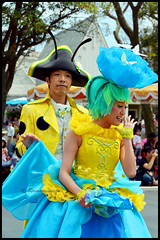 Parade de Pâques Tokyo Disneyland (ramonawings) Tags: tokyo tokyodisneyland disneyland disney tdl paques easter happyeaster marie rabbit mary flower coccinelle mikey mikeymouse mouse minnie minniemouse daisy donald duck donaldduck tic tac chip dale dingo goofy vip spring