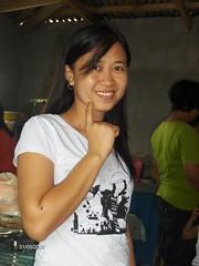Lanie (JUST THE PHILIPPINES) Tags: girl beautiful asian asia pretty lipa manila filipino batangas ate filipina garcia oriental kuya jeepney calapan dose valenton batino