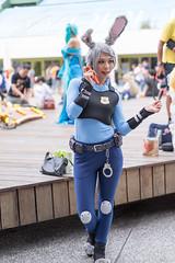 DSC00717 () Tags: cosplay lieutenant  zootopia pf24