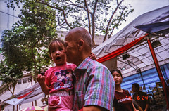 grandpa (mohamedyamin_masop) Tags: canon sureshota1 street people elderly family closeup film agfacolor
