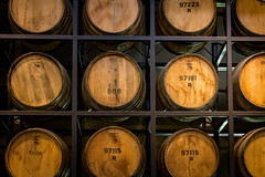 wine by the barrel (kevin.boyd) Tags: canada church bay oak bc state wine barrels central barrel victoria bistro winery rack brentwood wines saanich