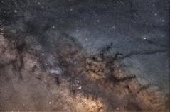 My Milkyway (piero_zampa) Tags: sky night stars galaxy milkyway deepsky galassia vialattea