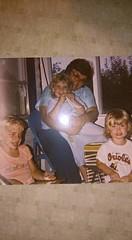 Sue, Carrie & Jenny Farren, Stacie Whitaker (photosbysusan!) Tags: stacie jenny sue carrie 198606