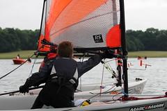 2472 (JamesOakley123) Tags: blue orange water sport sailing pro rs tera