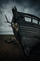 Viking (stocks photography.) Tags: photographer dungeness viking michaelmarsh
