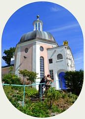 This is what Portmeirion looks like (07-2013) by SEIGAR (19) (Seigar) Tags: uk trip travel viaje color travelling wales photography photo photographer unitedkingdom gales traveller vision postcards portmeirion welsh viajar postales reinounido viajero seigar