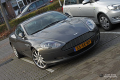 Aston Martin DB9 (Sven Goes) Tags: de photography martin goes breda sven aston db9 haagse donk winkelcentrum beemden