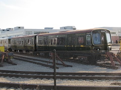 CTA 100th Anniversary Commemorative Train