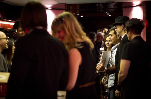 藝術家Mark Ryden 在洛杉磯Taschen Books的簽書會
