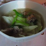 "Pork Soup <a style=""margin-left:10px; font-size:0.8em;"" href=""http://www.flickr.com/photos/14315427@N00/6930457380/"" target=""_blank"">@flickr</a>"