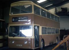 fife - moffat x williamson bwb149h gauldry depot 6-83 JL (johnmightycat1) Tags: bus scotland fife