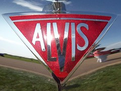 115 Alvis Badge (robertknight16) Tags: british badges alvis