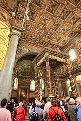 ROME D3j (Patricia Fenn) Tags: italy sculpture rome art church site europe religion landmark location tourist marble ornate gettyimagesitaly