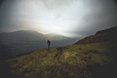 To Call it Freedom (Liam Levitz) Tags: canon freedom escape climbing arrochar munro lochlong beinnnarnain