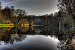 HDR Durham (adrian.murray) Tags: bridge water river durham cathedral wear ringexcellence dblringexcellence tplringexcellence eltringexcellence