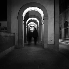 Sons of light and darkness (Arianna_M (busy)) Tags: longexposure florence alone together firenze uffizi tool creed corridoiovasariano drinkingfromabrokenglass lungeesposizione shetoldmeiwaslivinginthepast iheldoutmyhandsintothelightandiwatcheditdie neverwanttospendmylifealone itsbeenalongdayatthebottomofthehill shediedofabrokenheart iknowthatiwasparttoplay mygodmytimetodie