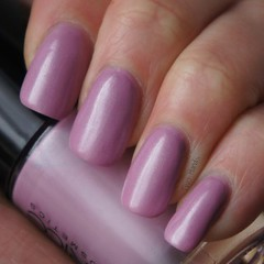 Catrice - Let's Mauve On! (Two---Hands) Tags: pink swatch purple nailpolish nailart catrice letsmauveon