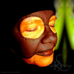 Faces Onricas 01 (Karin Schwarz | Karuska) Tags: face photo faces manipulation mito myth rosto mitos rostos oneiric onricas karuska