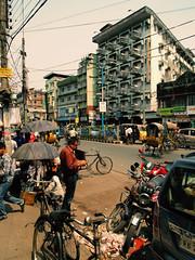 Siliguri (Pavel Karafit) Tags: street india noise westbengal siliguri