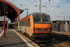 26140, Strasbourg 19/06/12 (MCW1987) Tags: strasbourg france francais gec alsthom sncf class bb 2600 26140 sybic electric locomotive dual voltage
