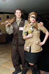 _MG_7575 (FirstPerson Shooter) Tags: cosplay steampunk portcon portconmaine portcon2012