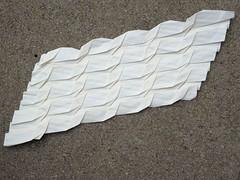 P2 (Aneta_a) Tags: origami tessellation p2 parallelogram