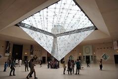 Louvre Paris der 2. Eingang / Louvre in Paris the 2nd input (Magdeburg) Tags: paris louvre lessallesducarrousel
