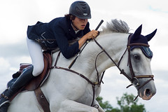 Marion Quentin (Arnault Leraitre) Tags: leica horse cheval jumping pin au marion international le cavalier normandie rider obstacle quentin saut csi 2012 m9 cso jeux equitation orne haras equestre leraitre