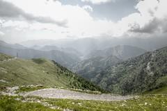 Ad un passo dalle nuvole  (HDR) (gabriele968) Tags: panorama nikon italia nuvole liguria natura alpini monte alpi montagna hdr paesaggio nava orizzonte nubi d90
