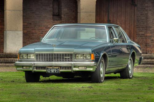 Chevrolet Caprice Classic '78