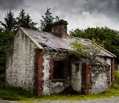 "Irish rural cottage - any refuge will do in a storm • <a style=""font-size:0.8em;"" href=""http://www.flickr.com/photos/44919156@N00/7561171124/"" target=""_blank"">View on Flickr</a>"