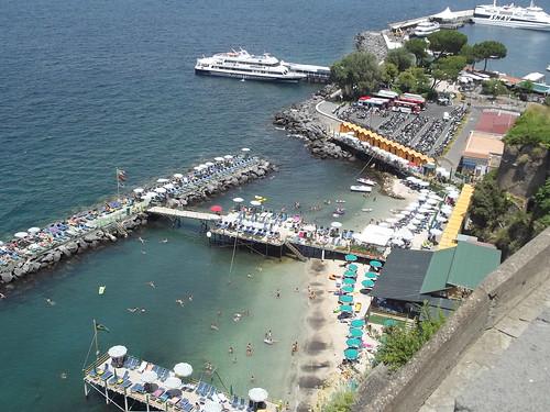 Approdo Traghetti per Capri