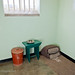 Nelson Mandela's prison cell at Robben Island