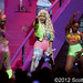 7602817674 60eaf43ac5 s Nicki Minaj   07 17 12   Roman Reloaded Worldwide Tour 2012, Fox Theatre, Detroit, MI