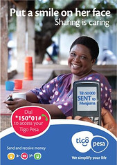 Ghana_Tigo Pesa English Flyer_Marketing