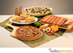 Pizza (Duffey Petrosky) Tags: food chicken kitchen vegetables mi bread salad italian tomatoes salt pasta garlic peppers peper saltandpepper piza southfield markeinhaus dpco duffeypetrosky styleed