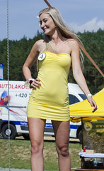 Miss Pláž 2012 (The Adventurous Eye) Tags: camp woman girl beauty contest miss kamp 2012 pláž soutěž autokamp krásy 2872012 wilsonka dalešickápřehrada