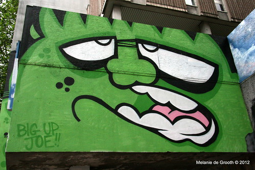 Graffiti by Mysterious Al
