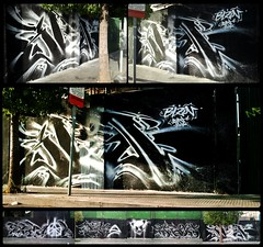 Black & White (BLYW de ABDT) Tags: huelva cream pike draco serial bliw abdt blyw