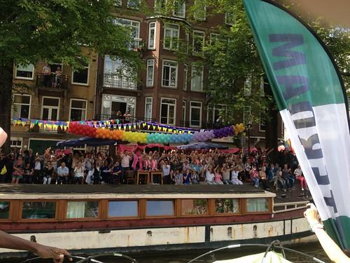 Ballonslinger 10m Gaypride 2012