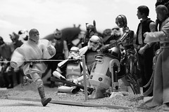 32/52 | The Force Minute Mile (egerbver) Tags: 3 toy toys four star see 4 luke days solo clones obi recreation wars 365 weeks wan r2 remake han mile alternative d2 52 minute kenobi redo sandtrooper stortrooper threepio 3po recreate artoo detto