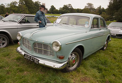 1966 Volvo Amazon 121 (Trigger's Retro Road Tests!) Tags: classic sports car festival volvo hall suffolk amazon august 1966 retro 121 2012 helmingham